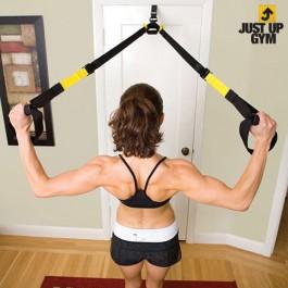 Elástico para TRX   Exercícios de Suspensão - Just Up Gym