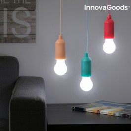 Lâmpada LED Portátil com Cordão