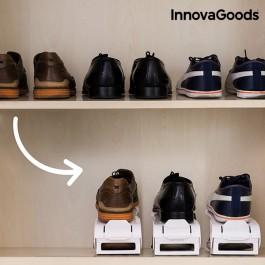 Organizador de Sapatos Regulável - Pack de 6