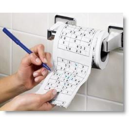 Papel Higiénico Sudoku