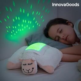 Peluche Projetor Luz LED