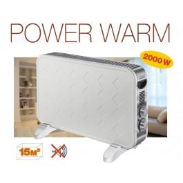 Radiador Convector Power Warm - 2000W