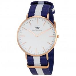 Relógio Daniel Wellington Glasgow Classic - DW00100004
