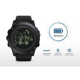 Relógio Smartwatch Spovan 3 - Bateria para 33 Meses - IP67 à prova d'água