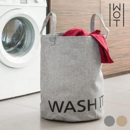 Cesto para roupa suja Wash it - 2 cores