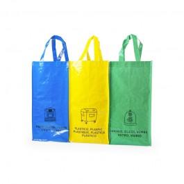 Sacos para Reciclar - 3 peças