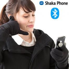 Luvas para Touchscreen com Headset Bluetooth