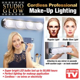 Studio Glow Lights - Luz Led para Maquilhagem