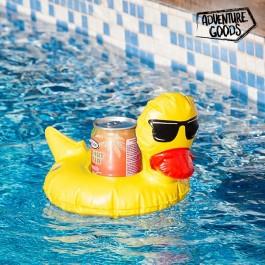 Bóia insuflável para Bebidas Pato