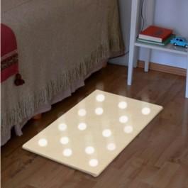 Tapete com Luz LED