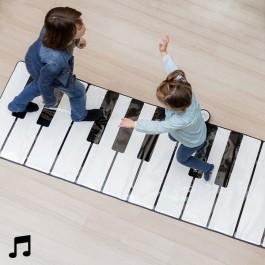 Tapete musical piano gigante