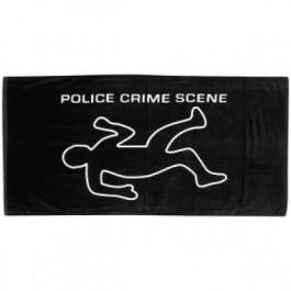 Toalha Praia Cena do Crime