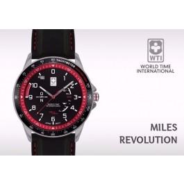 Relógio WTI I World Time International Woking