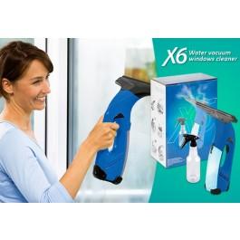 Aspirador Limpa-Vidros X6
