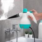 Maquina Limpeza a vapor com Acessórios 9 em 1 - 1000W