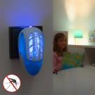 Repelente Elétrico com LED Ultravioleta