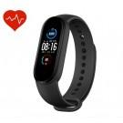 Smartwatch M5 - Medição de Pulsação, Pressão Arterial e Oxigénio