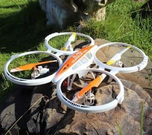 Drone Quadcopter LS 125 2.4G - 6 Eixos - Tamanho XL - 40 CM