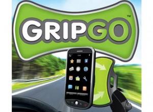GRIP GO   SUPORTE UNIVERSAL PARA TELEFONE, SMARTPHONE E GPS