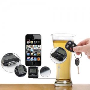 Detector de álcool para Iphone 4/4s / Ipod / Ipad