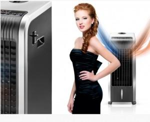 Ar Condicionado Portátil de Refrigeração a Água 6 em 1