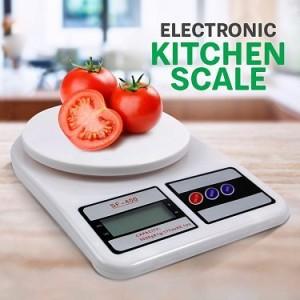 Balança de cozinha Alta Precisão – Digital 1g A 10kg