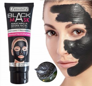 Black Mask 130 ml – Máscara Preta Pontos Negros e Acne