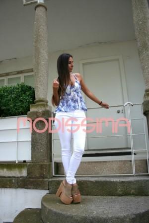 Blusa Palmeiras - Preto