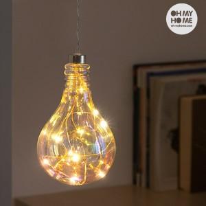 Candeeiro LED Lâmpada Retro