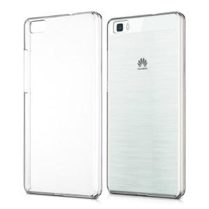 Capa 360 Gel Dupla Frente e Verso - Huawei P8 Lite - Transparente