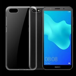 Capa 360 Gel Dupla Frente e Verso - Huawei Y5 - Y5 Prime 2018 - Transparente