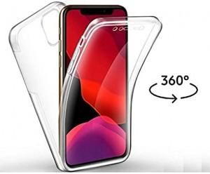 Capa 360 Gel Dupla Frente e Verso - iPhone 11 Pro - Transparente