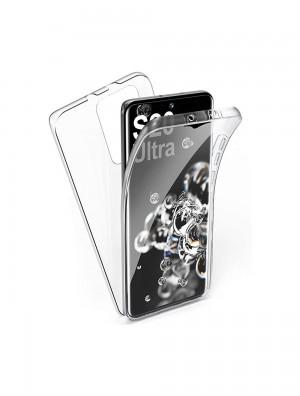 Capa 360 Gel Dupla Frente e Verso - Samsung Galaxy S20 Ultra