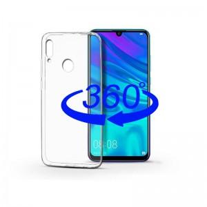 Capa 360 Gel Dupla Frente e Verso - Huawei Honor 10 Lite - Transparente