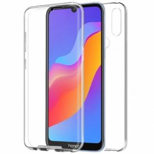 Capa 360 Gel Dupla Frente e Verso - Huawei Y6 / Y6 Pro (2019) - Transparente