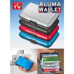 Carteira em Alumínio Aluma Wallet