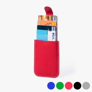 Carteira para cartões com Segurança RFID
