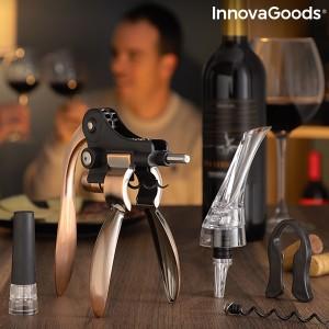 Conjunto de Acessórios para Vinho - 5 Peças