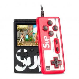 Consola com Comando Retro Portátil com 400 Jogos