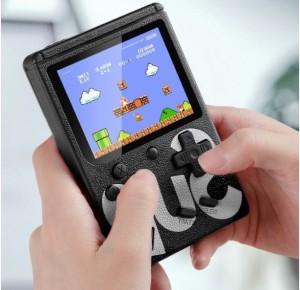 Consola Retro Portátil com 400 Jogos