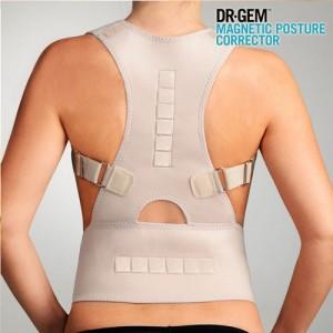 Corretor de Postura Magnético Profissional DR GEM