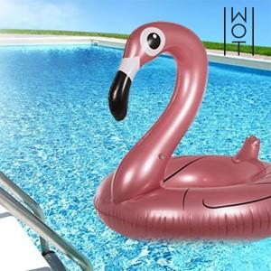 Bóia insuflável Flamingo