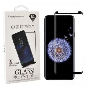 Película Especial de Vidro Temperado 5D - Samsung Galaxy S8 - Full Screen