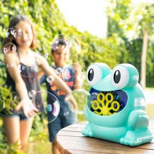 Máquina de Bolas de Sabão Automática Froggly
