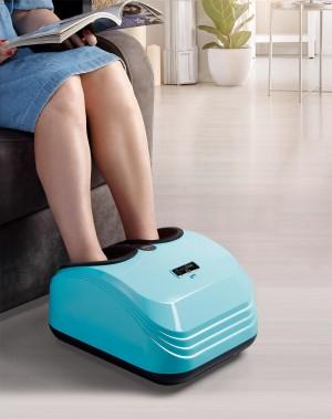 Massajador de pés Deluxe com Pressoterapia - PressoFeet
