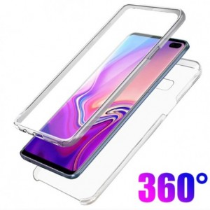 Capa 360 Gel Dupla Frente e Verso - Samsung Galaxy S10E