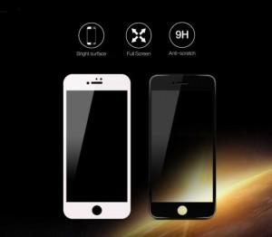 Película Especial de Vidro Temperado - Iphone 8 - Full Screen - 2 Cores