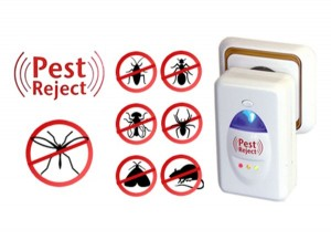 Pest Reject Repelente de insectos e roedores