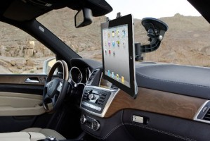 Suporte Universal para Tablets Carro