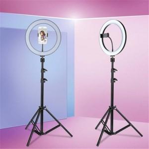 Ring Light Deluxe - Anel de luz LED 30cm ajustável